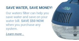 Save Water, Save Money!