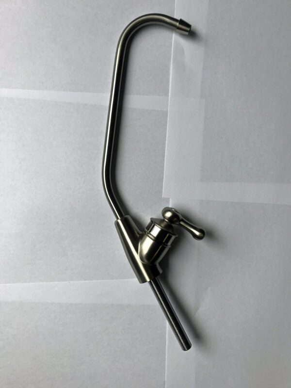 Upgraded Brushed Nickel Faucet