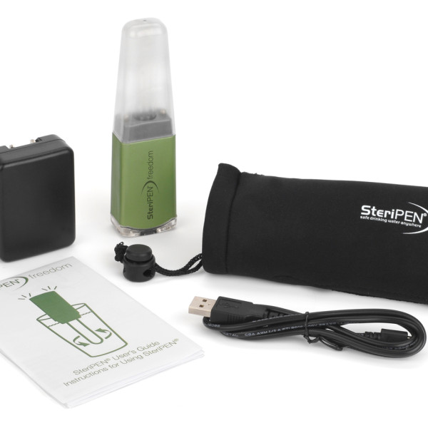 Water Purifier: Portable SteriPEN Freedom Rechargeable MAJOR SALE