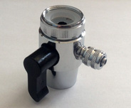 Replacement Diverters for Countertop Filters  IF YOU HAVE A SPOUT