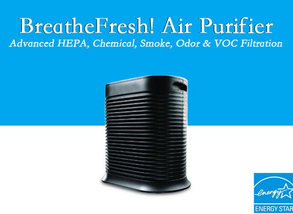 BreatheFresh Air Purifier
