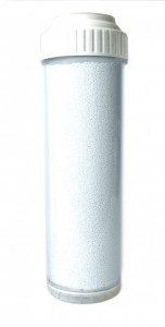 Replacement cartridges SET for 3-Canister HARDNESS, FLUORIDE PLUS