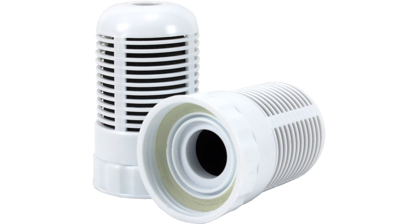 2 Seychelle Regular GEN 2 Water Pitcher 1-40100-2 Dual Replacement Filters