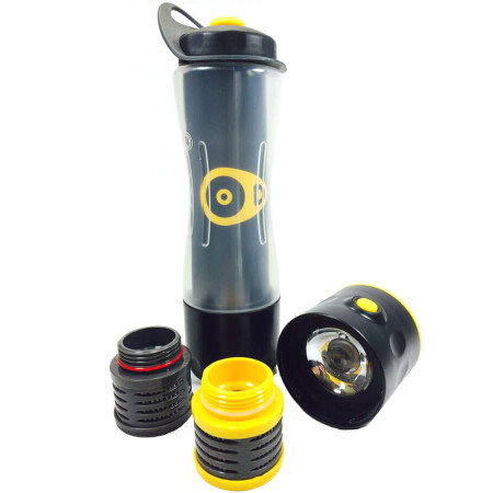 Odyssey Filtering Water Bottle