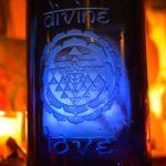 Blue Bottle Divine Love Prema