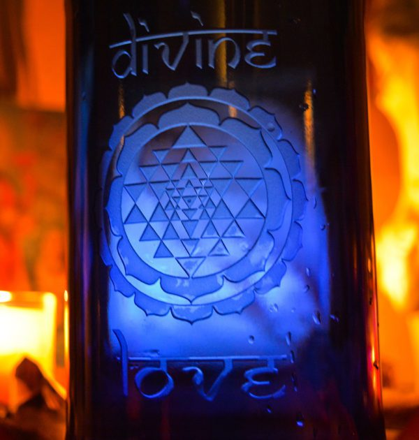 Blue Bottle Divine Love Prema