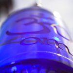 Blue Bottle Love OM