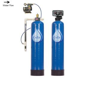 Well Water Filter Iron