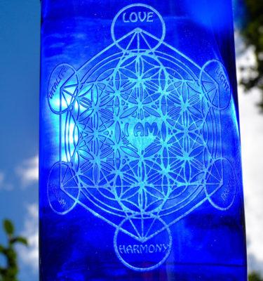 blue bottle love ascension liter