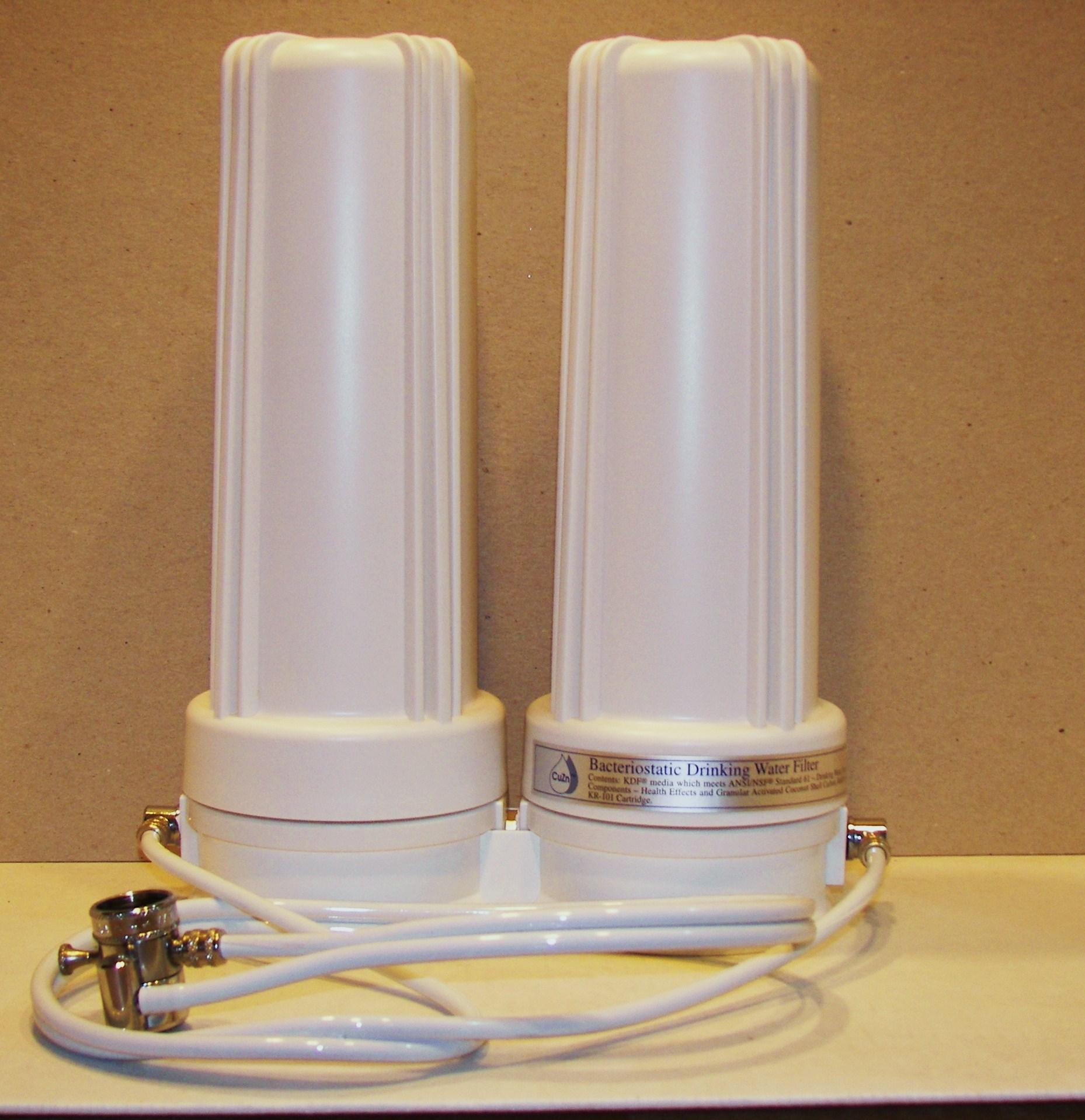 Countertop Fluoride Water Filter
