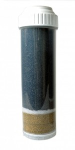wide-spectrum water filter cartridge