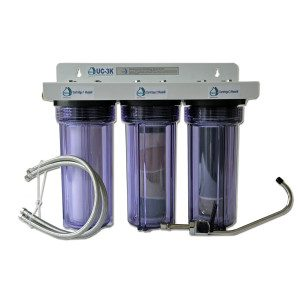 Fluoride Chlorine Water Filter