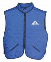 cool vests, evaporative cooling vests, cooling clothes