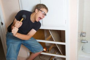 plumber mad